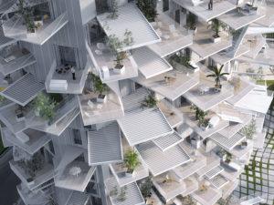 O Futuro da Arquitetura. Exposição do Arquiteto Sou Fujimoto