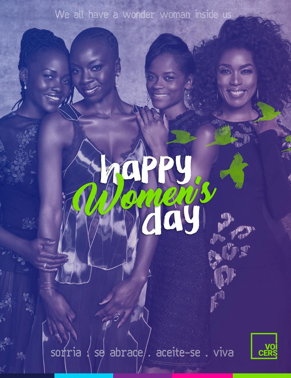 As Mulheres de Wakanda Dão um Vislumbre de Como Seria o Mundo se Elas Pudessem Desenvolver Seus Potenciais