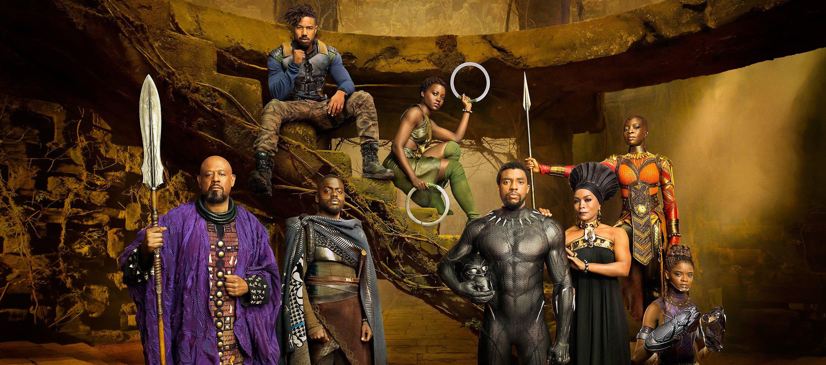 Pantera Negra traz o Afrofuturismo para o Mainstream