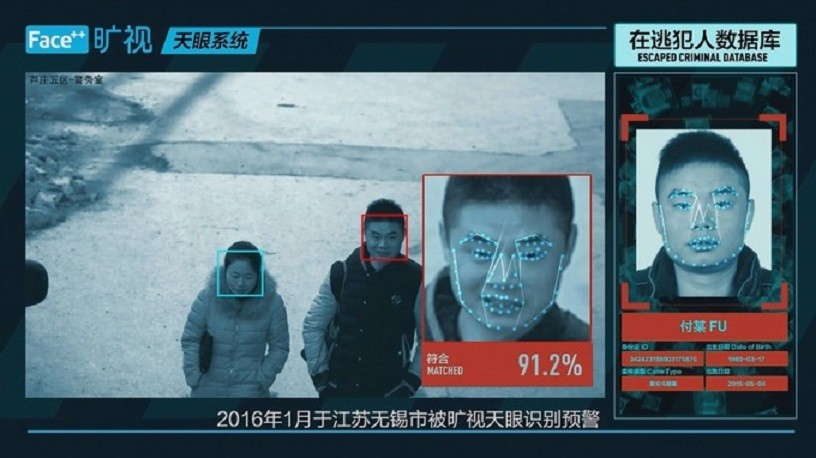 Polícia Chinesa Está Usando Óculos Com Reconhecimento Facial Para ... 409397e2c8