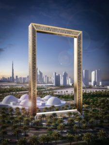 """Dubai Frame A """"Maior Moldura do Mundo"""""""