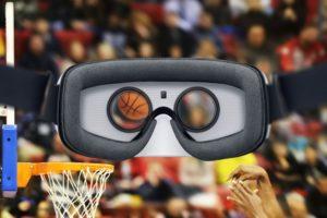 Magic Leap Magic Traz Óculos De Realidade Aumentada Para Jogos da NBA