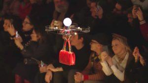 Drones Substituem Modelos no Desfile de Dolce & Gabbana