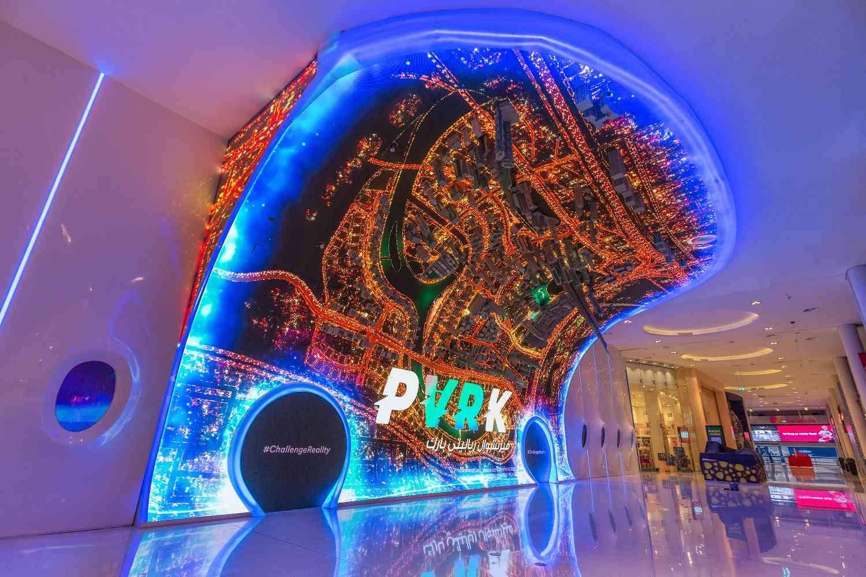 Futuro do Lazer e do Entretenimento Está  Disponível no VR Park em Dubai