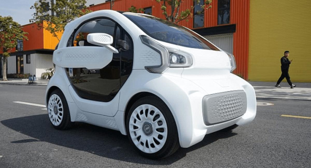 Primeiro Carro Elétrico Impresso em 3D Entrará em Produção este Ano