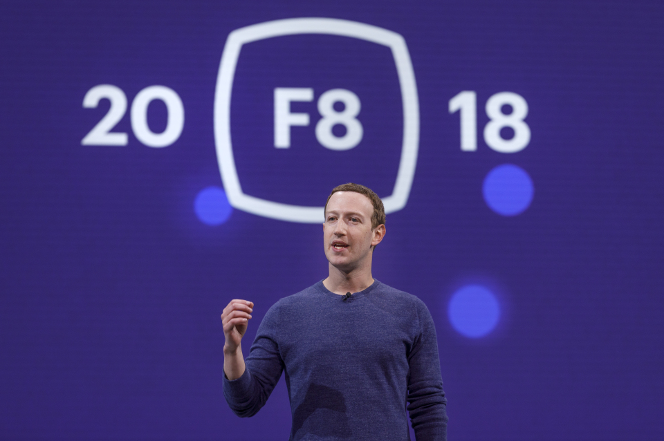 F8 2018: Novidades no Facebook, Instagram, WhatsApp e Messenger no 1º dia