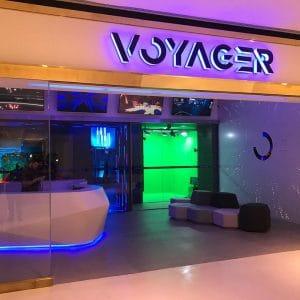 VOYAGER | O Mais Novo Centro de Entretenimento em Realidade Virtual da América Latina!