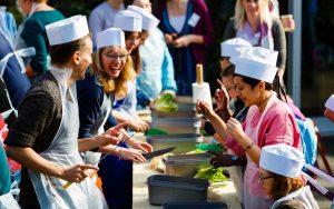 Cozinhar, Comer e Dançar | Uma Maneira Divertida de Combater o Desperdício de Comida