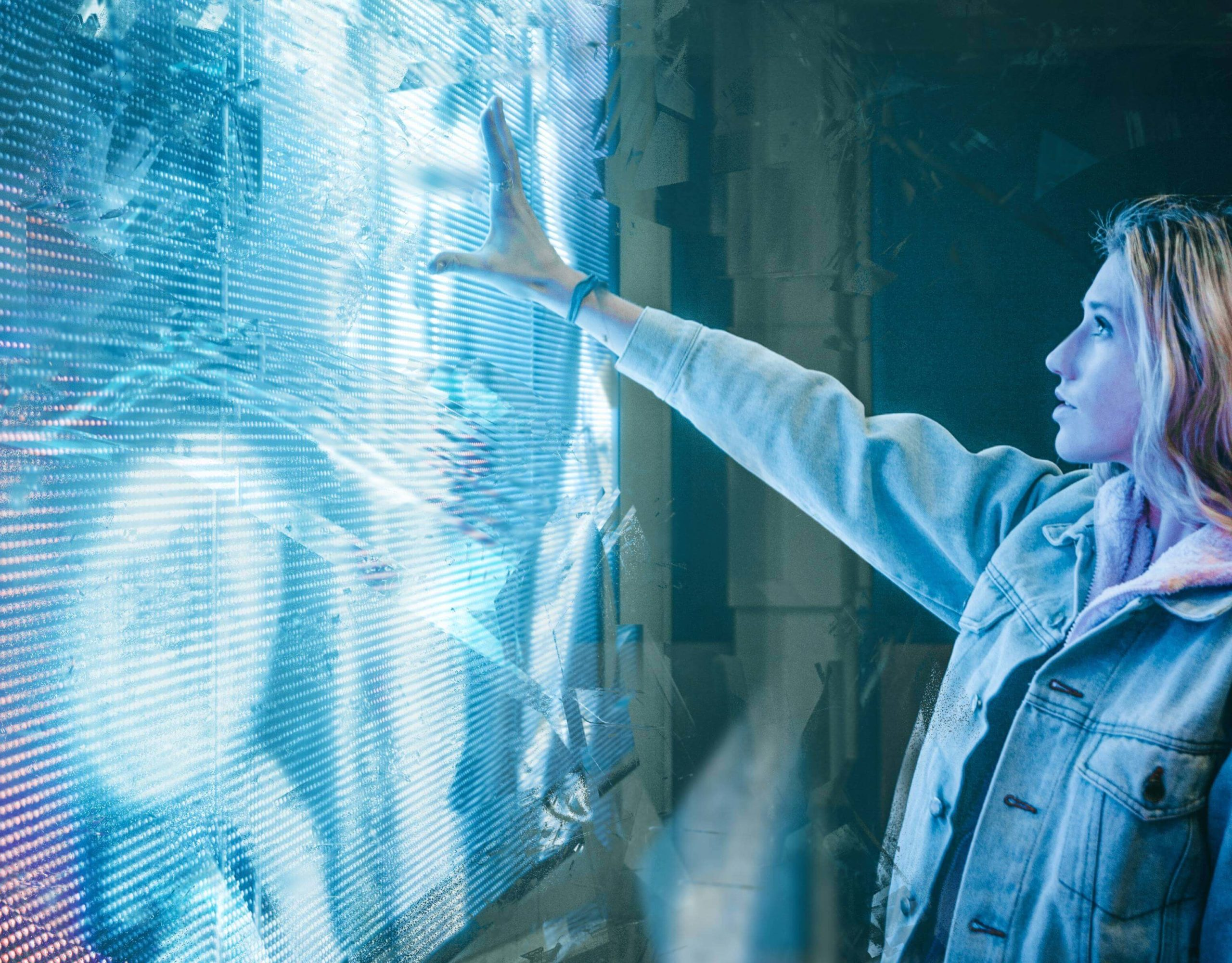 Um Dia em 2037: Uma Narrativa Futurista sobre Desmaterialização e Democratização de Mundos