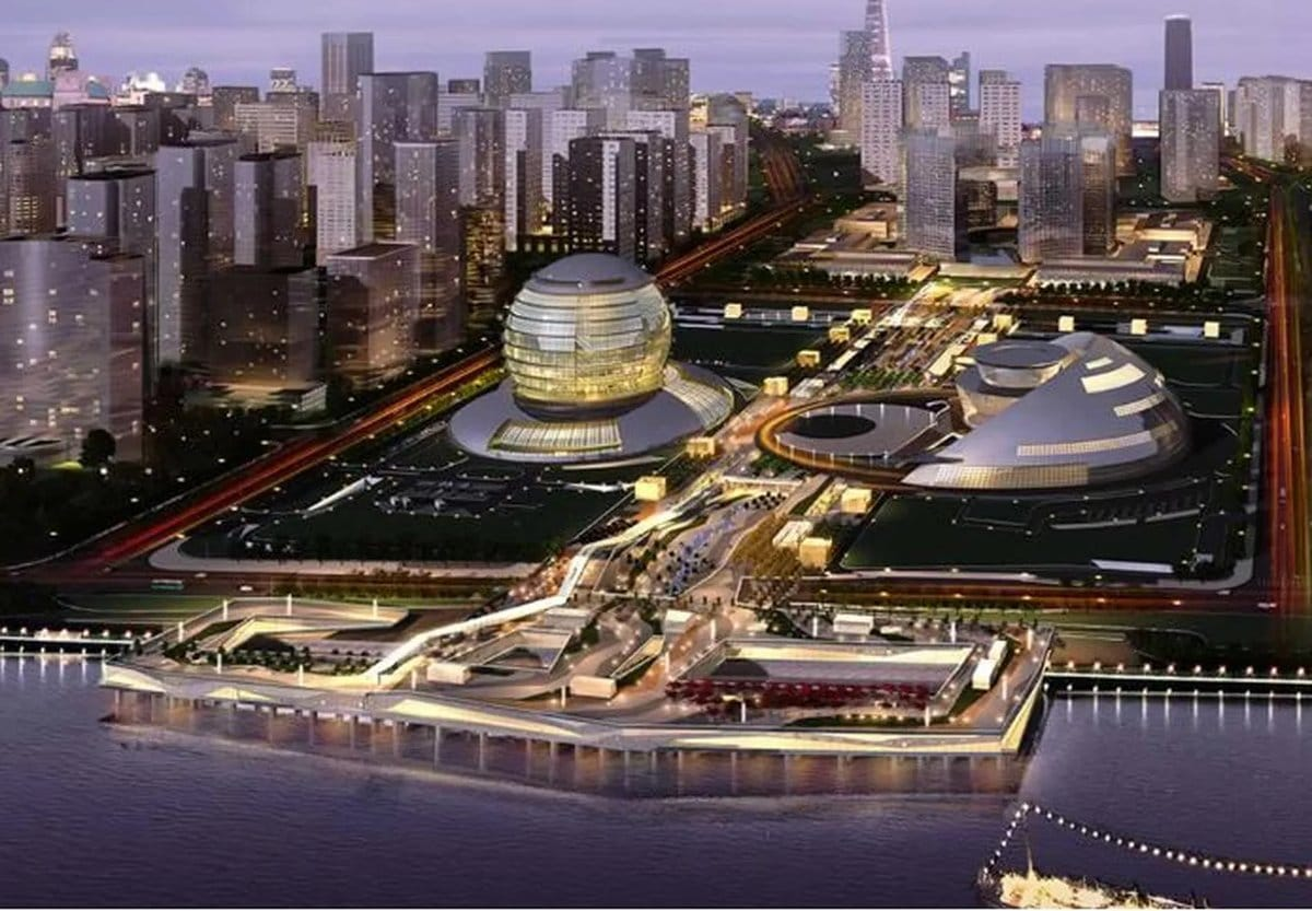Cidade do eSports com 17mil m² é Inaugurada na China