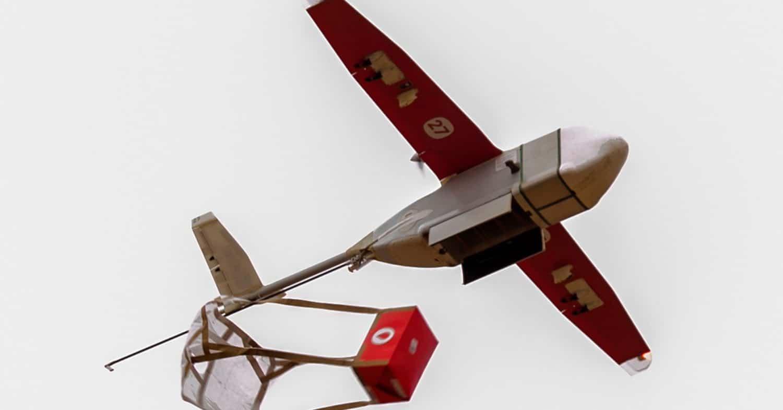 Drones Salvam Vidas em Ruanda