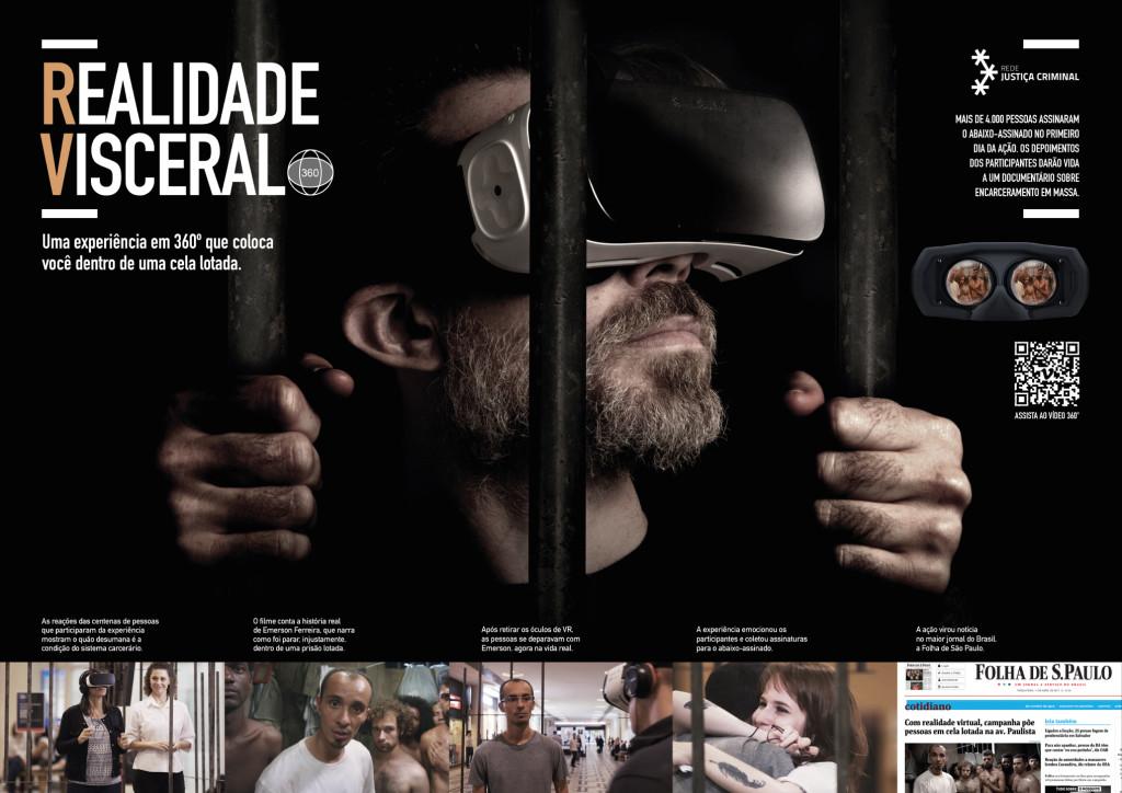 Realidade Visceral: A Vida Dentro de uma Cela Superlotada