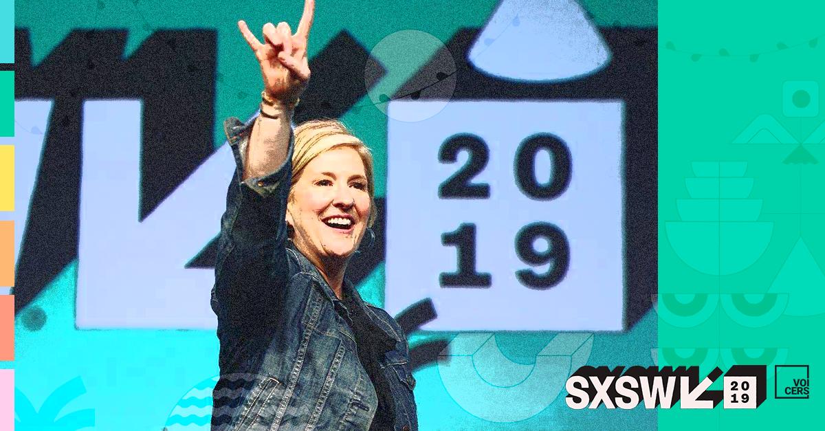 O Que Aprendemos com Brené Brown no SXSW 2019