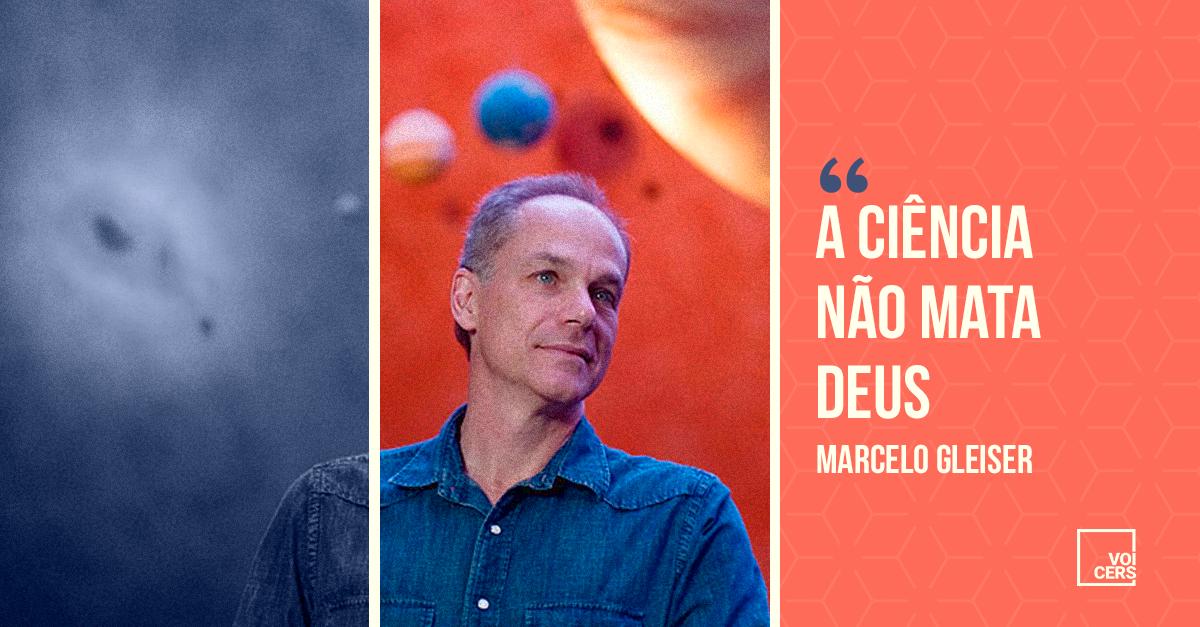 'A ciência não mata Deus', afirma físico brasileiro Marcelo Gleiser