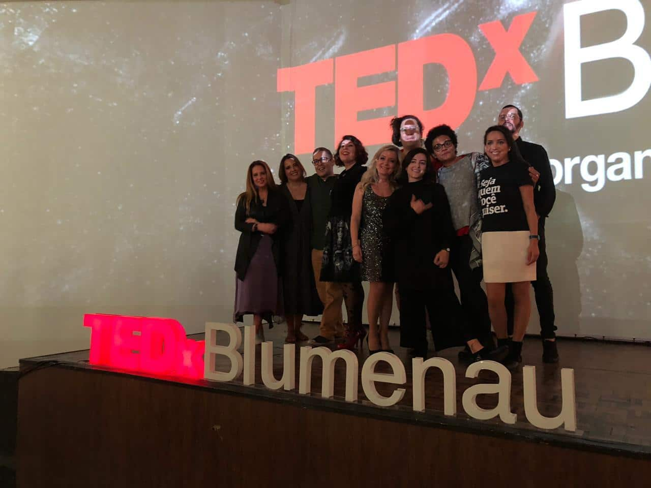 Voicers no Maior TEDx já Realizado em Santa Catarina