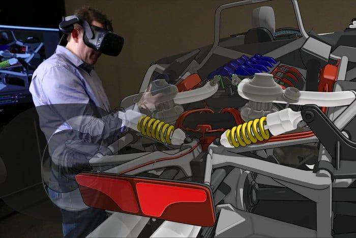 Os Designers da Ford Trocaram o CAD por Óculos de Realidade Virtual