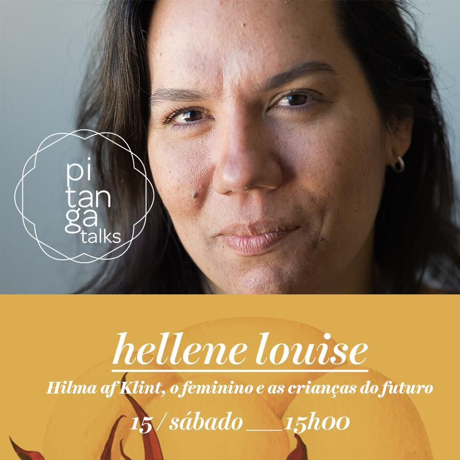 Hilma af klint o Feminino e as Crianças do Futuro by Hellene Fromm