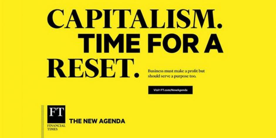 Capitalismo. Hora de Reiniciar