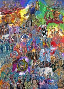 Como Ficar Cronologicamente Por Dentro dos Filmes e Séries da Marvel?