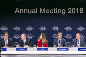 A Cibersegurança Também Viajou para Davos