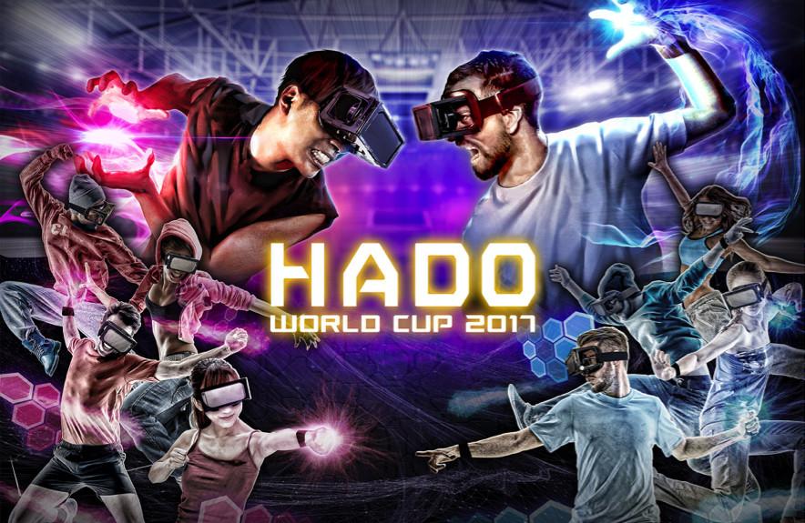HADO WORLD CUP: Um Campeonato de Realidade Aumentada