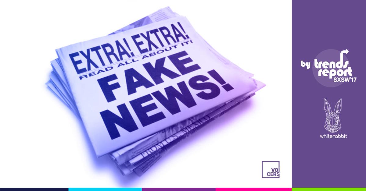 Fake News: Dilemas Algorítmicos, Pós-Verdade e o Futuro do Jornalismo no SXSW 2017