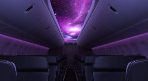 As Cabines dos Aviões de Amanhã Podem ser mais Luxuosas que seu Apartamento