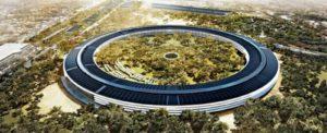 100% da Energia Consumida pela Apple vem de Fontes Renováveis