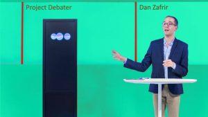 Pela Primeira Vez na História Debate Entre Humanos e Máquina Termina Empatado