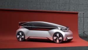 O Futuro é Elétrico, Autônomo e Conectado. Volvo Cars: The 360c