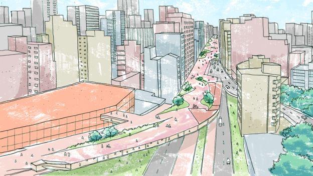 Como Seria São Paulo se Projetos de Urbanismo Tivessem Saído do Papel?