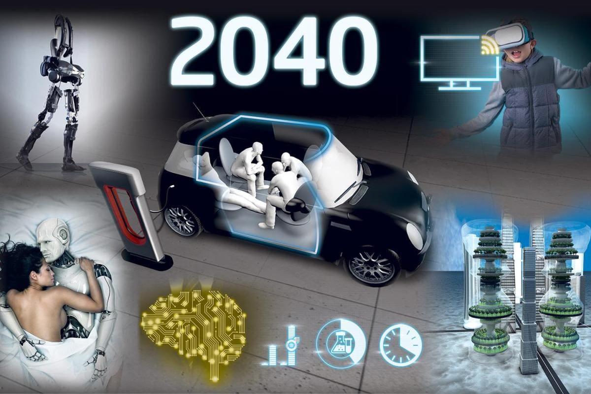 20 Empregos Comuns em 2040