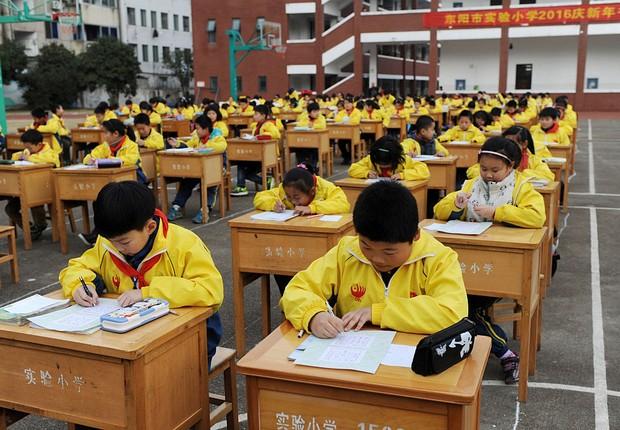 Inteligência Artificial nas Escolas: Experimento de Educação na China