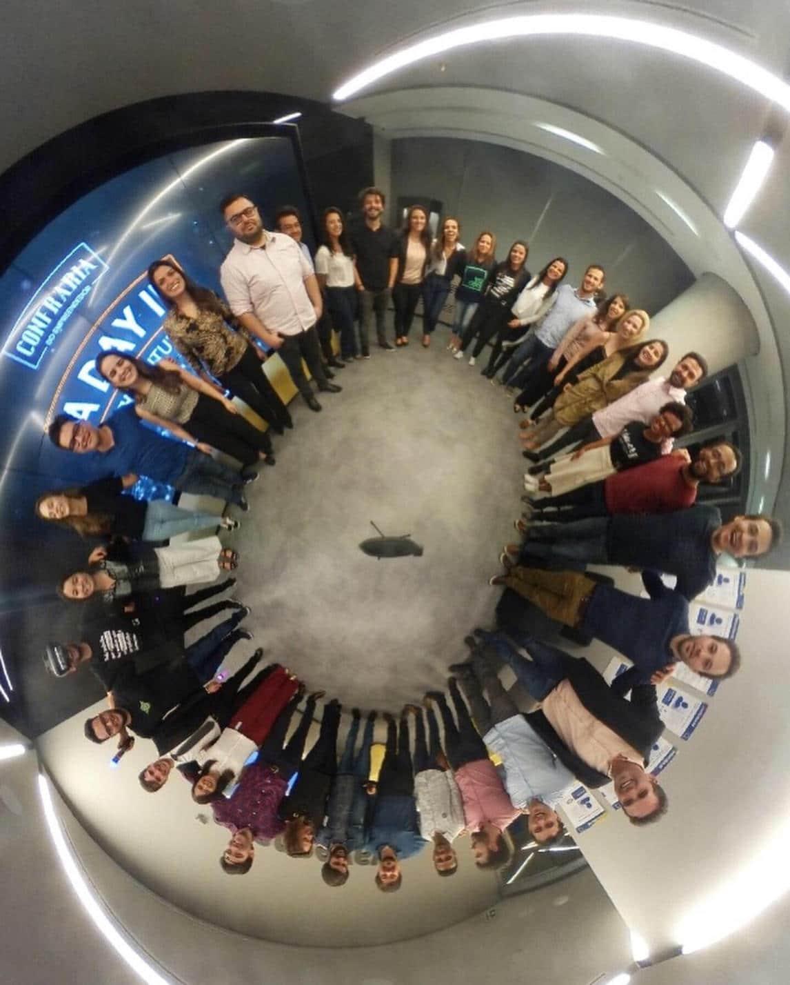 A Day in the Future | Voicers e Confraria do Empreendedor