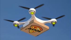 iFood Anuncia Entrega por Drones no Brasil