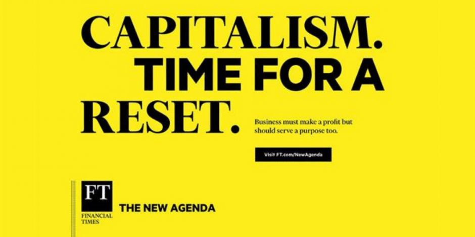 Capitalismo: Hora de Reiniciar!
