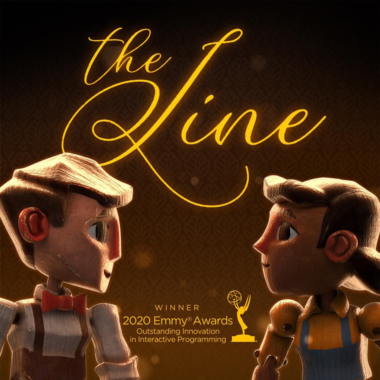 'The Line' da ARVORE vence e ganha o prêmio Primetime Emmy®